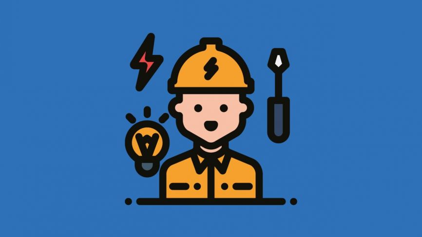 8 Electrician Websites that pack a punch