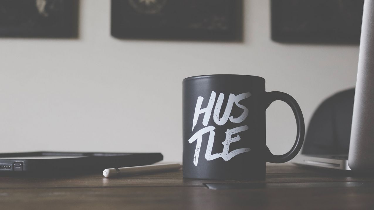 Ready to adapt your hustle?