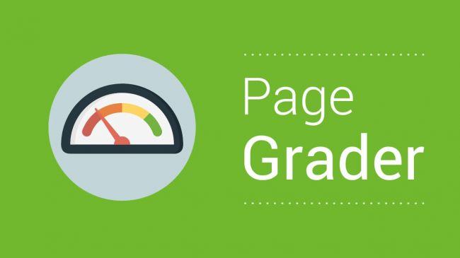 Page Grader