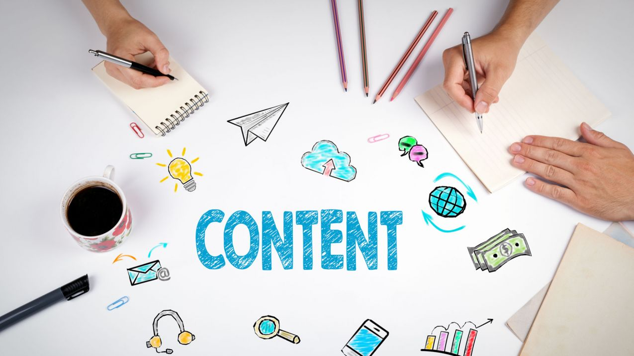 2. Producing web content which is unique in nature and easy to digest