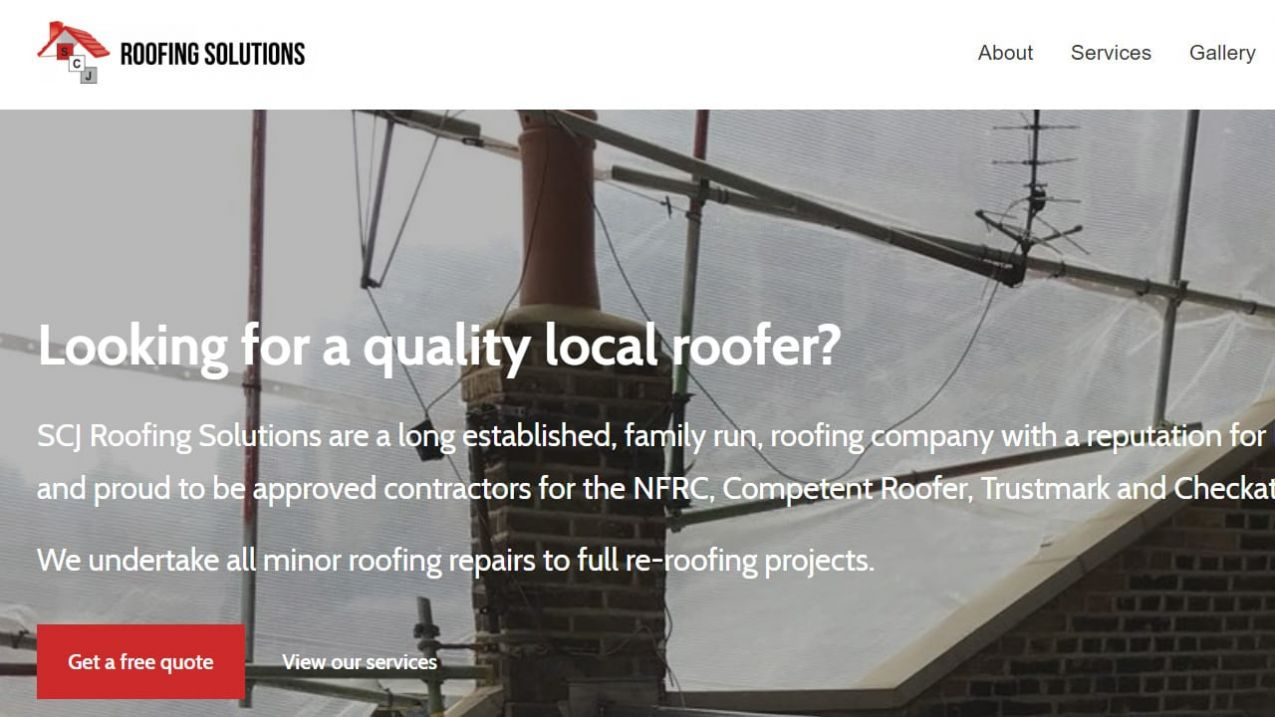 1. SCJ Roofing