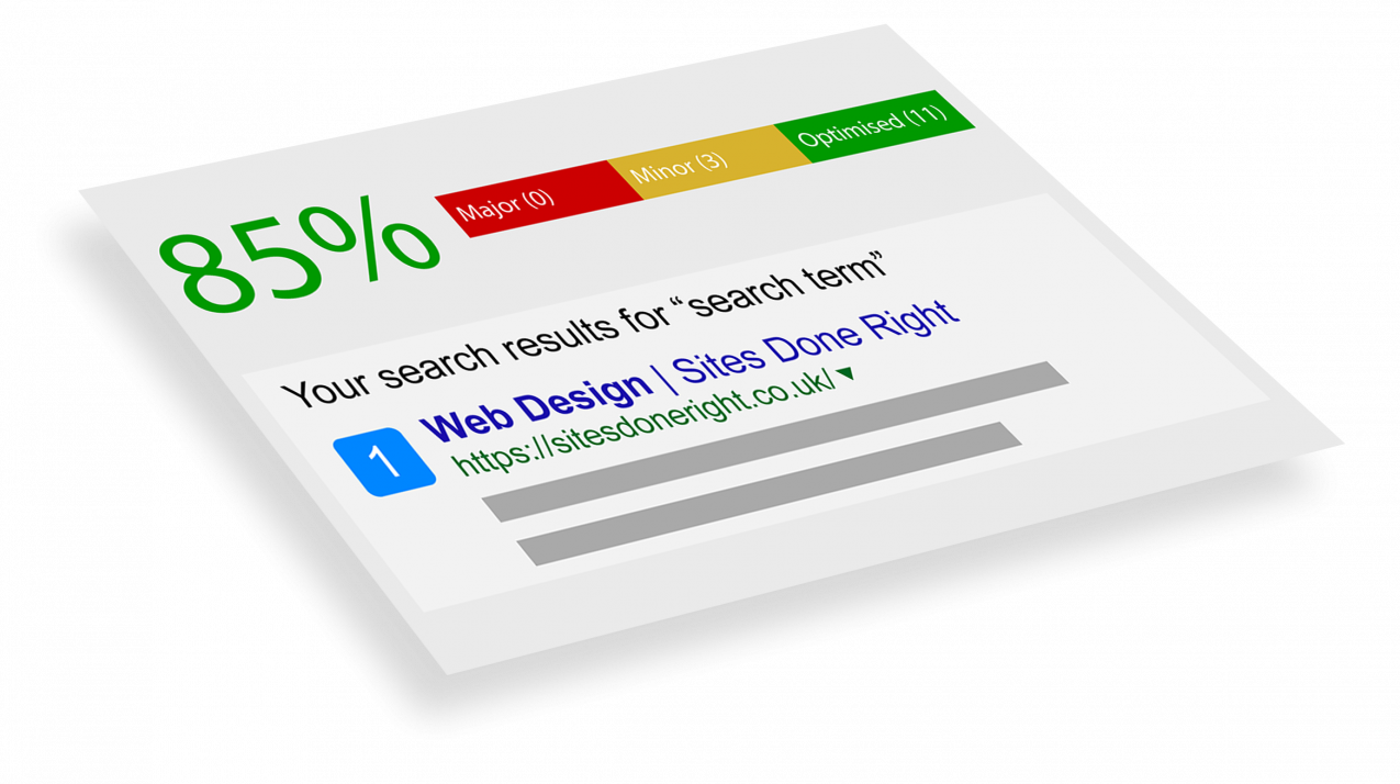 Pull In TrafficGet the right visitors to your site