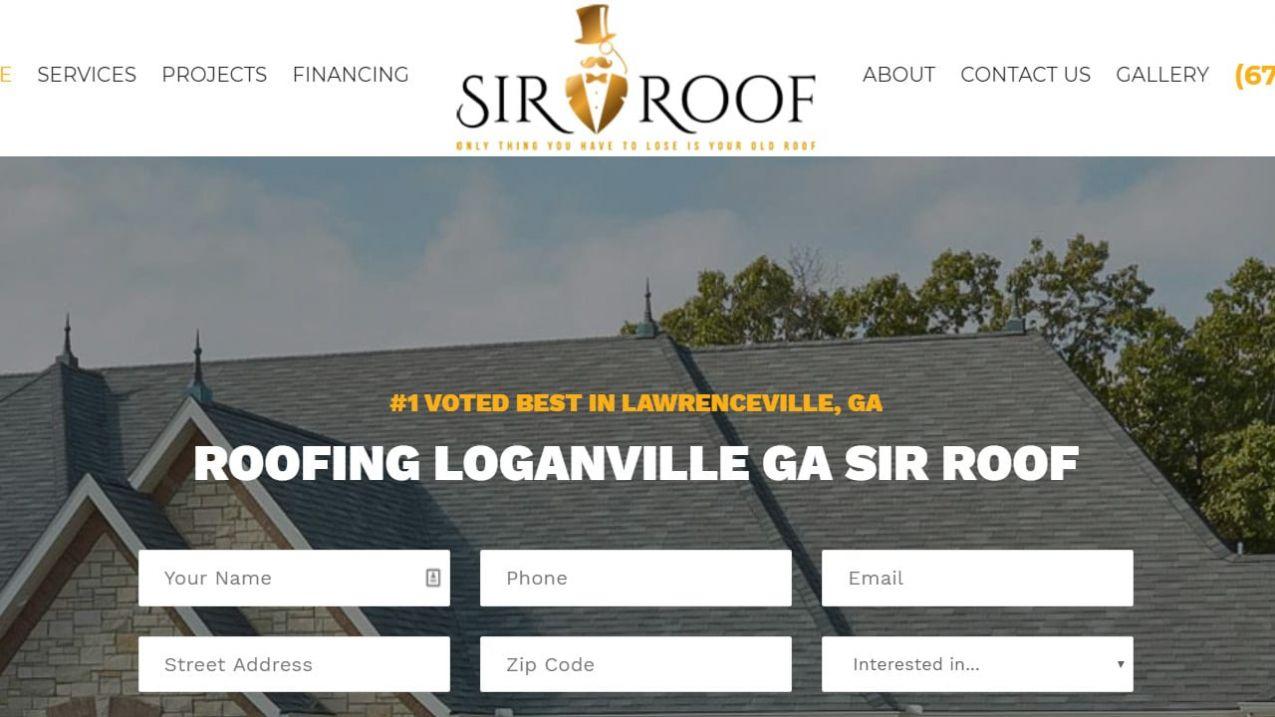 10. Sir Roof