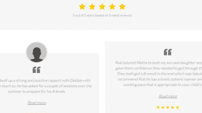 Amplify your social proof with testimonials